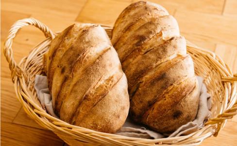 自慢のパン