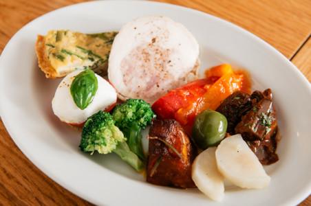 イタリア風 惣菜5種盛り合わせ